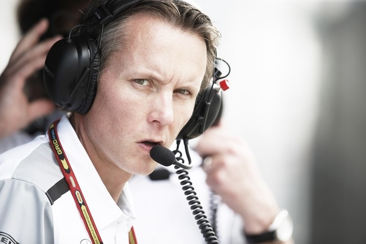 McLaren-Sportdirektor Sam Michael