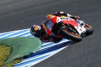 Dani Pedrosa: 0,8 sec langsamer als Marquez