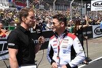 LCR-Teamchef Lucio Cecchinello mit Ex-Superbike-Weltmeister Neil Hodgson