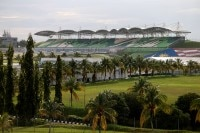Im Februar wird traditionell in Sepang/Malaysia getestet