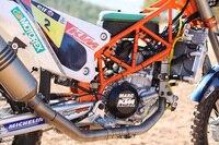 Das neue 450er-Rallye-Bike von KTM
