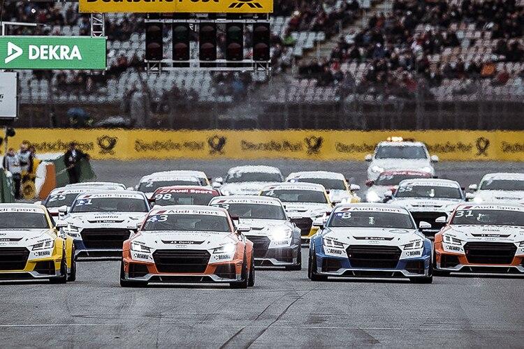 Green siegt: DTM-Entscheidung fällt im letzten Rennen