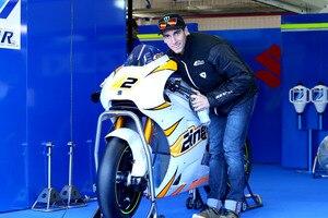 Alex Rins mit der Suzuki GSX-RR