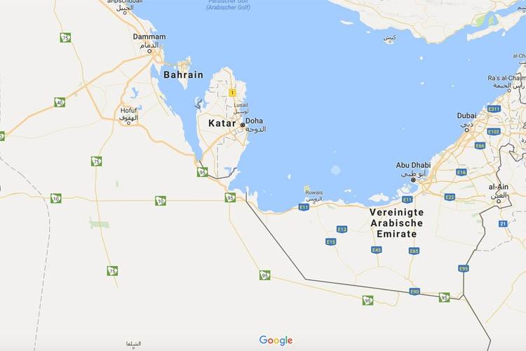 Trump bietet sich für die Katar-Krise als Vermittler an