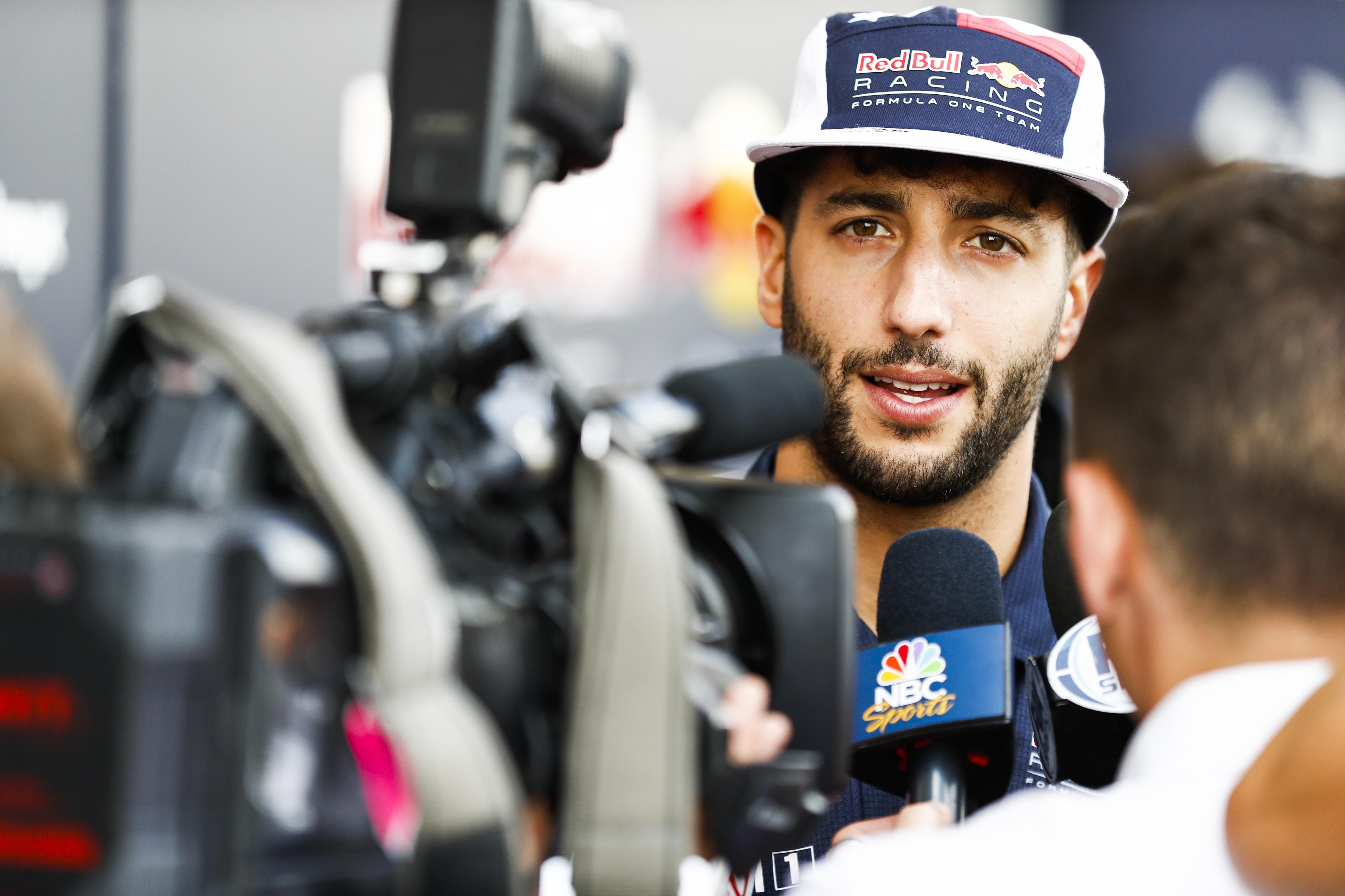Verstappen verlängert bei Red Bull bis 2020