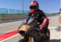 Sam Lowes testet derzeit mit Aprilia auf dem Misano World Circuit