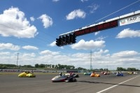 Internationale Sidecar Trophy auf dem Slovakiaring