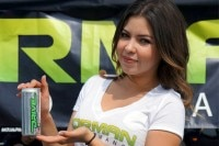 Neu in der MotoGP-WM: Der Energy-Drink namens Drive M7