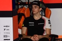 Luca Marini in der Forward-Box