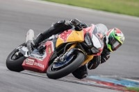 Davide Giugliano während des Lausitzring-Tests letzte Woche