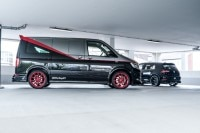Duo Infernale: ABT Golf R und cooler «DA-Teambus»