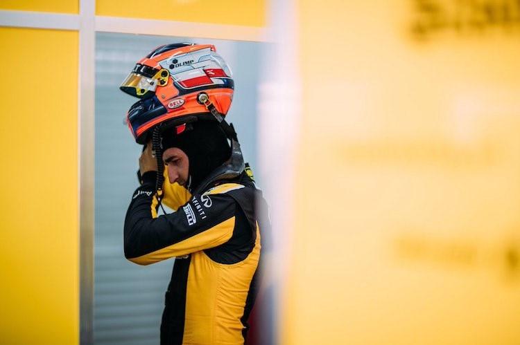 Formel 1 2017: Robert Kubica testet wieder für Renault