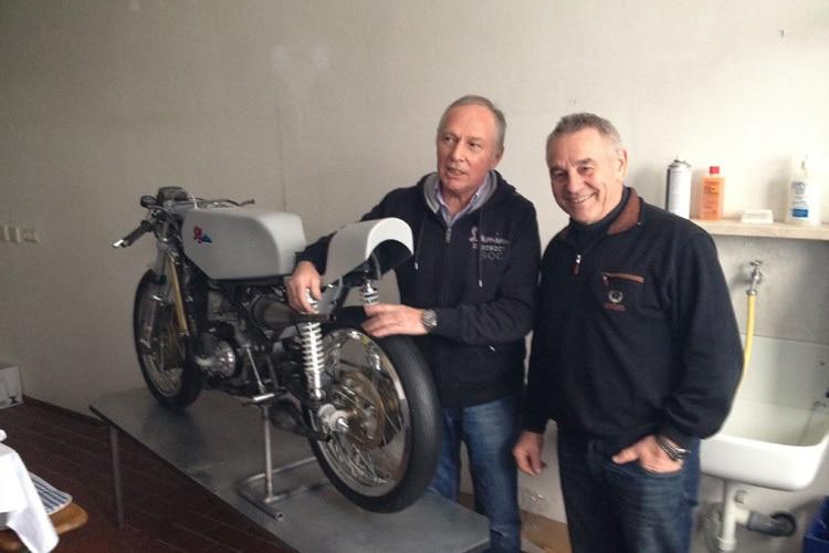 Techniker-Ass Sepp Schlögl feiert 65. Geburtstag/MotoGP SPEEDWEEK