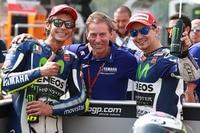 Valentino Rossi und Jorge Lorenzo: Bleiben beide auch nach 2016 bei Yamaha?