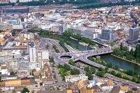 Die saarländische Hauptstadt Saarbrücken ist der Startort