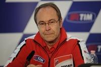 Generaldirektor Bernhard Gobmeier: Erster Mugello-GP in Ducati-Diensten