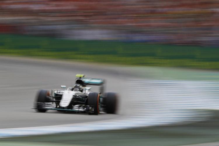 Rosberg Strafe
