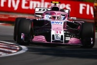 Force-India-Fahrer Esteban Ocon in Montreal