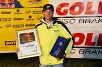 Ehrenpreis für Rasmus Jorgensen