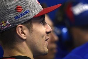 Maverick Viñales: «Wir haben noch den Sonntag»