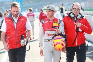 Timo Scheider vor seinem letzten DTM-Rennen
