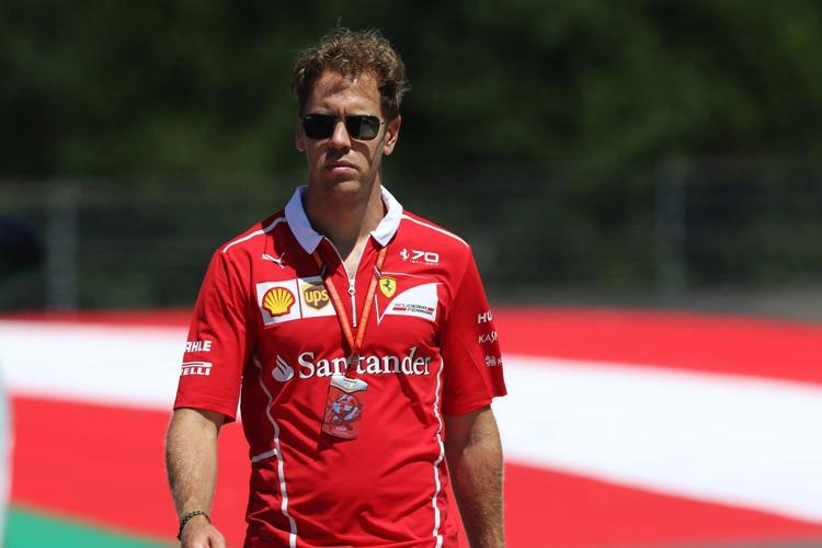 Formel 1: Lewis Hamilton vor Sebastian Vettel