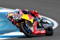 Nicky Hayden in Buriram