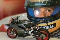 Eine der 161 Ducati Limited Edition