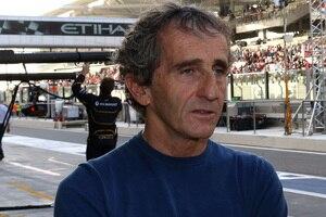 Alain Prost glaubt, dass der Titel in diesem Jahr an Mercedes oder Red Bull Racing gehen wird