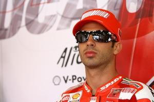 Marco Melandri und Ducati arbeiteten zuletzt 2008 zusammen