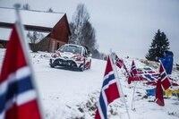 Jari-Matti Latvala auf dem Weg zum Sieg