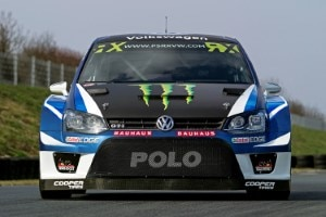 Petter Solbergs Neuer - der VW Polo GTI RX Supercar