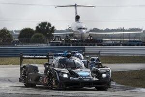 Auch in Sebring nicht zu schlagen: Der Cadillac von WTR