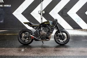 Die neue Yard Built XSR700 «Double-Style» by Rough Crafts