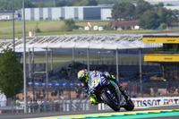 Valentino Rossi in Le Mans