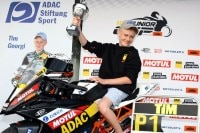 Tim Georgi - Der ADAC Junior Cup-Champion 2014