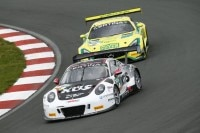 Der Porsche 911 GT3 R vom Team75 Bernhard