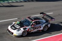 Der Porsche 911 GT3 R vom Team75 Bernhard fährt sonst im ADAC GT Masters