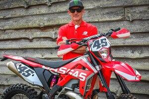 Damon Bradshaw steigt mit 45 Jahren wieder aufs Motorrad