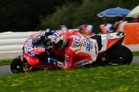 Andrea Dovizioso auf der Ducati Desmosedici