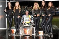 Jason Doyle gewann den Teterow-GP 2016