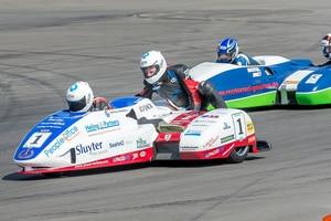Streuer/Koerts wurden auf dem Lausitzring Zweite