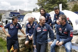 Die erfolgreichen Peugeot-Teams