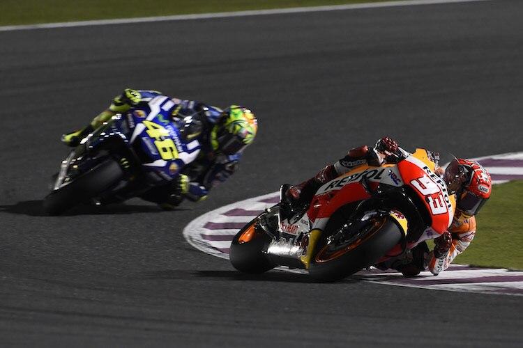 SPEEDWEEK MotoGP - Bildergalerie Doha 2016, Sonntag