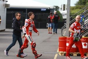 Der mühsame Weg zum Erfolg bei Ducati: Jorge Lorenzo