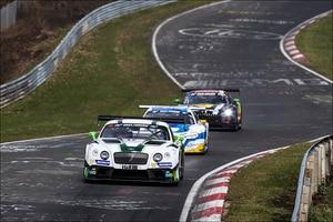 Auch im Jahr 2017 tritt ABT Sportline wieder mit dem Bentley Continental GT3 auf der Nürburgring Nordschleife an