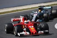 Sebastian Vettel vor Lewis Hamilton, so sieht es in der Fahrer-WM aus