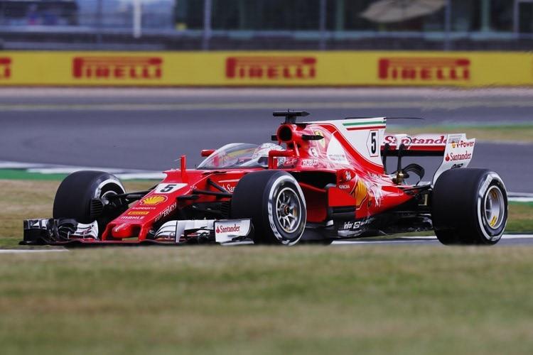Formel-1-Fahrer bekommen Heiligenschein