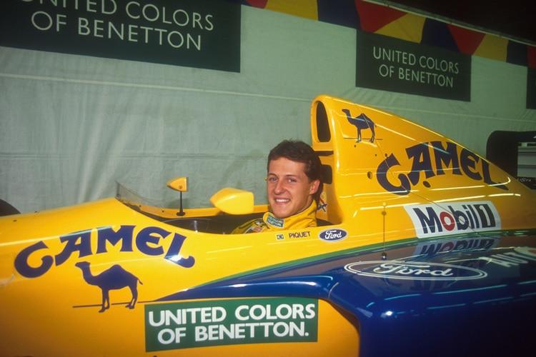 Speedweek Steckbrief Michael Schumacher