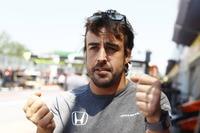 Fernando Alonso in Kanada